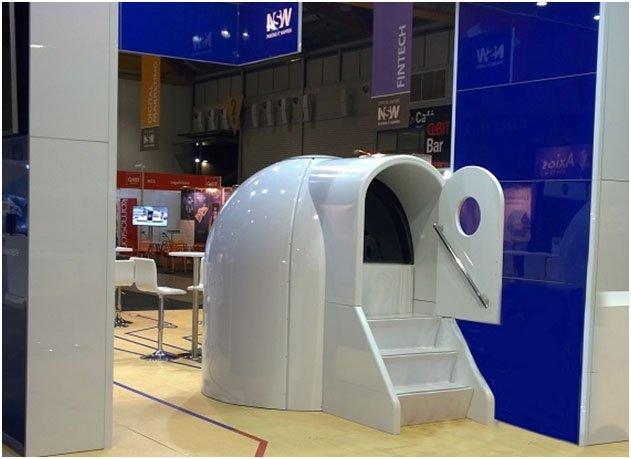 Flight simulator revolution