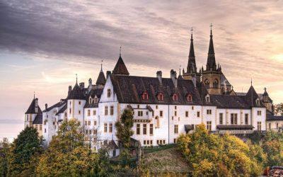 Neuchâtel: watches to tech leader